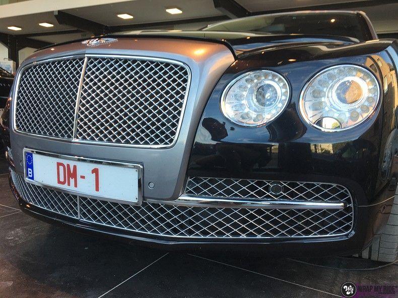 Bentley Flyingspur 2-tone, Carwrapping door Wrapmyride.nu Foto-nr:12460, ©2020