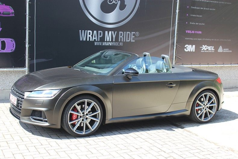 , Carwrapping door Wrapmyride.nu Foto-nr:11784, ©2019