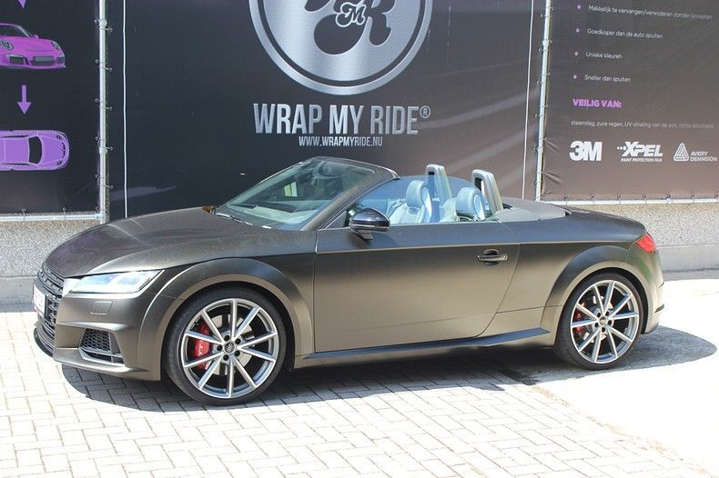 , Carwrapping door Wrapmyride.nu Foto-nr:11785, ©2020