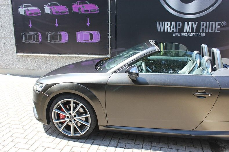 , Carwrapping door Wrapmyride.nu Foto-nr:11787, ©2020