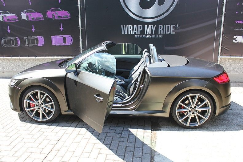 , Carwrapping door Wrapmyride.nu Foto-nr:11789, ©2020