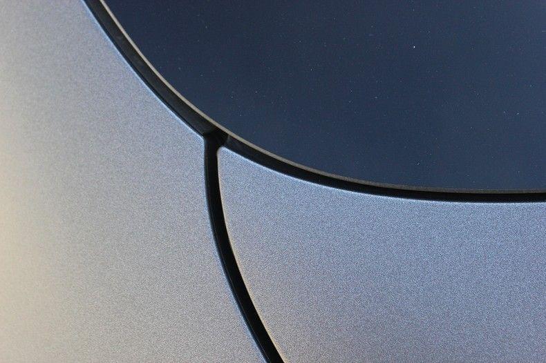 Mercedes CLA Shooting brake matte dark grey, Carwrapping door Wrapmyride.nu Foto-nr:12281, ©2021