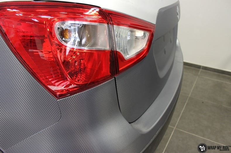 Suzuki S-cross, Carwrapping door Wrapmyride.nu Foto-nr:8291, ©2020