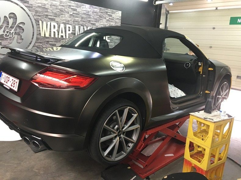 , Carwrapping door Wrapmyride.nu Foto-nr:11780, ©2019