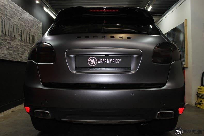 Porsche Cayenne, Carwrapping door Wrapmyride.nu Foto-nr:9595, ©2021