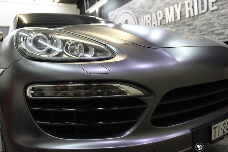Porsche Cayenne, Carwrapping door Wrapmyride.nu Foto-nr:9593, ©2020