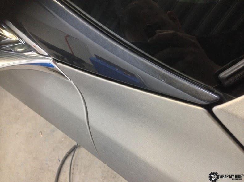 Tesla model S, Carwrapping door Wrapmyride.nu Foto-nr:8928, ©2020