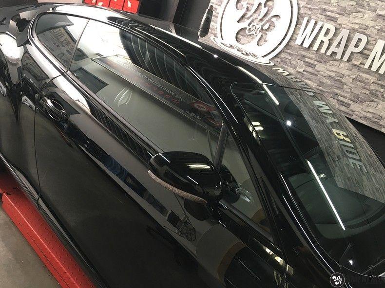 Bentley Continental speed ontchromen, Carwrapping door Wrapmyride.nu Foto-nr:11493, ©2021