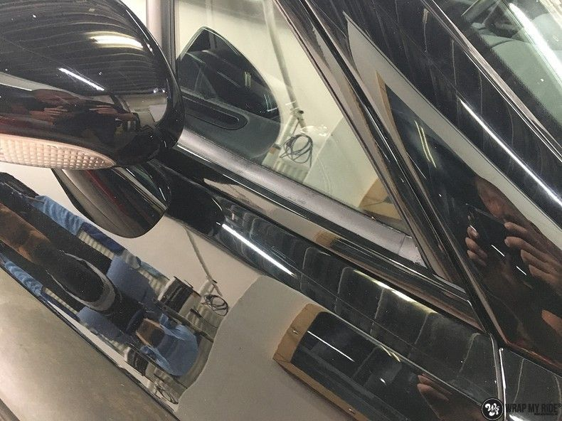 Bentley Continental speed ontchromen, Carwrapping door Wrapmyride.nu Foto-nr:11494, ©2020