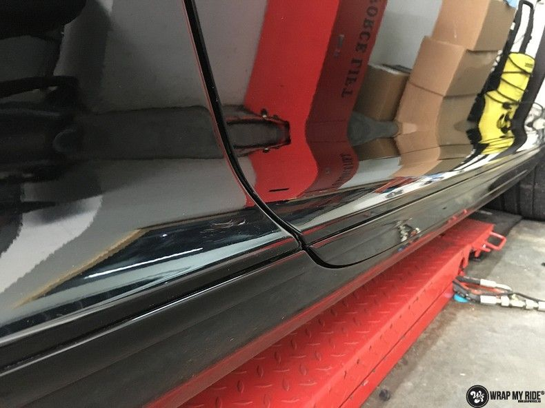 Bentley Continental speed ontchromen, Carwrapping door Wrapmyride.nu Foto-nr:11496, ©2020