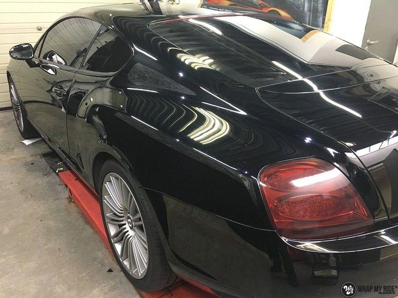 Bentley Continental speed ontchromen, Carwrapping door Wrapmyride.nu Foto-nr:11508, ©2021