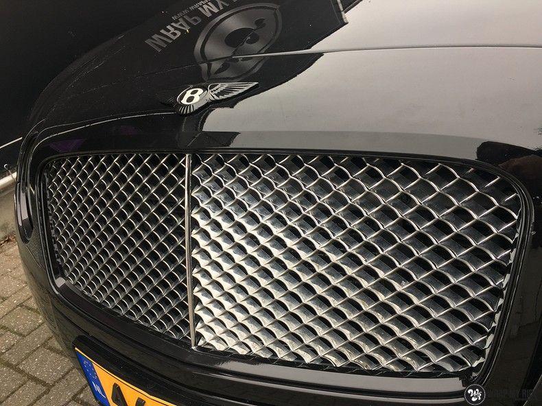 Bentley Continental speed ontchromen, Carwrapping door Wrapmyride.nu Foto-nr:11502, ©2020