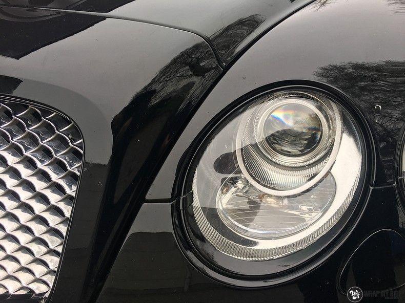 Bentley Continental speed ontchromen, Carwrapping door Wrapmyride.nu Foto-nr:11503, ©2020