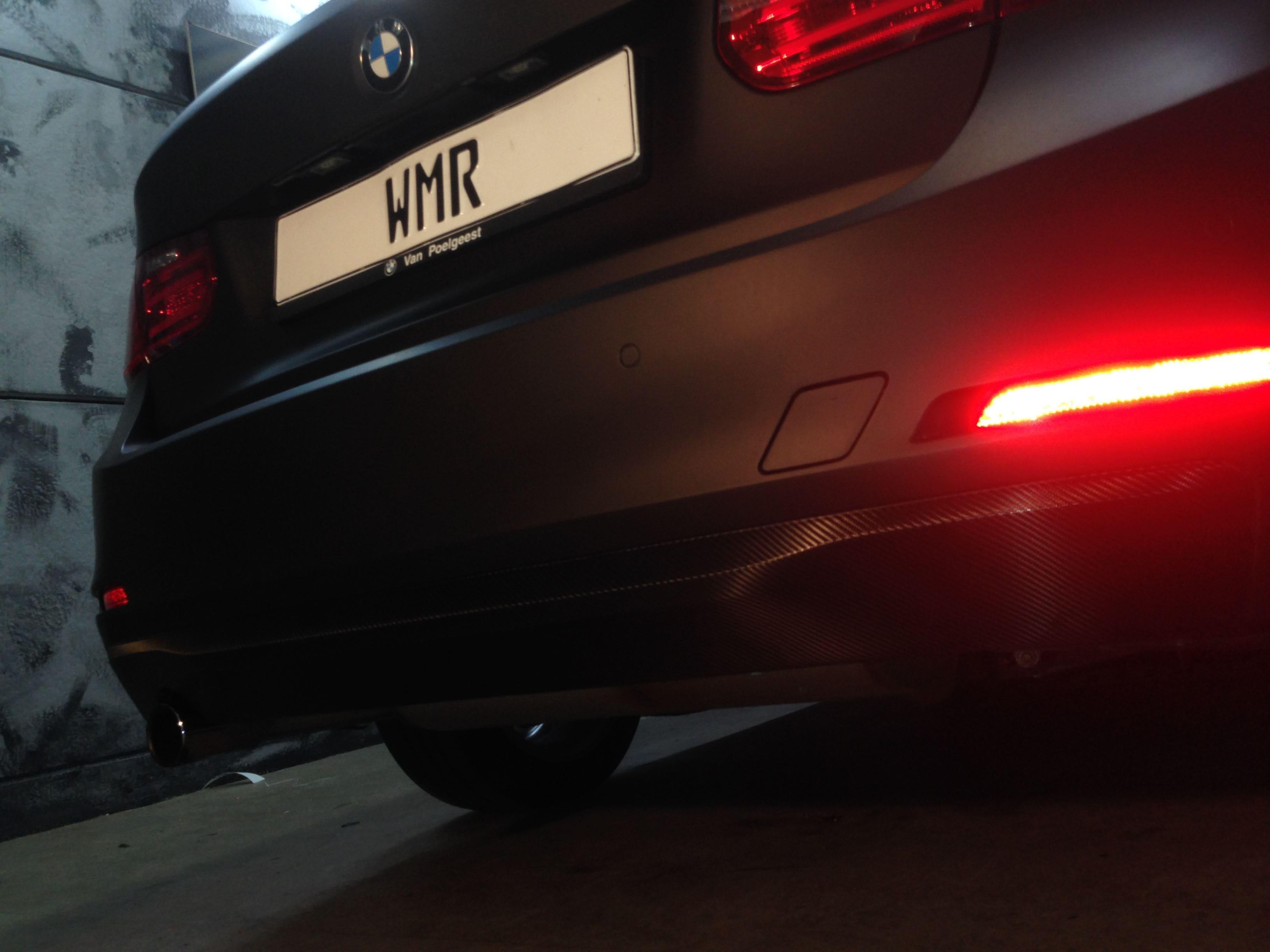 BMW E92 3 Serie met Mat Zwarte Wrap, Carwrapping door Wrapmyride.nu Foto-nr:5417, ©2021