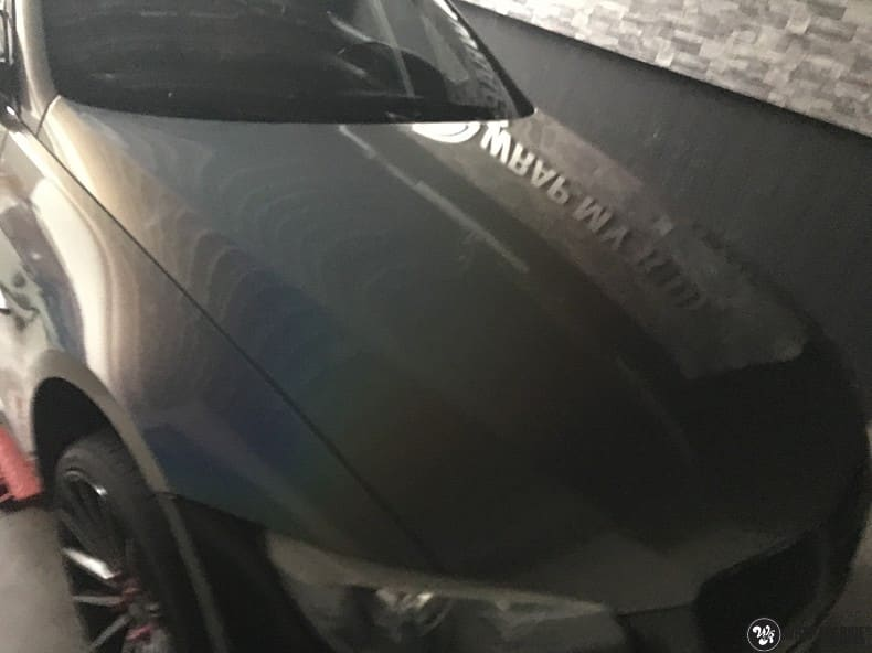 BMW E92 Coupe 3M gloss flip Psycedelic, Carwrapping door Wrapmyride.nu Foto-nr:10266, ©2020