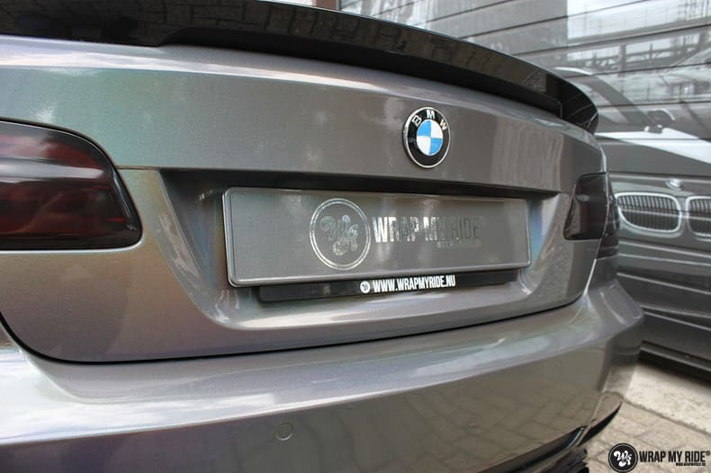 BMW E92 Coupe 3M gloss flip Psycedelic, Carwrapping door Wrapmyride.nu Foto-nr:10254, ©2020