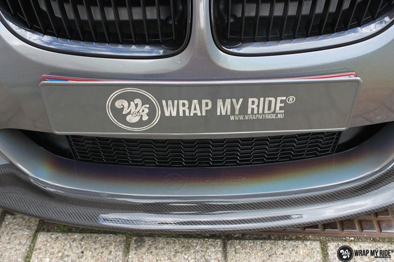 BMW E92 Coupe 3M gloss flip Psycedelic, Carwrapping door Wrapmyride.nu Foto-nr:10252, ©2020