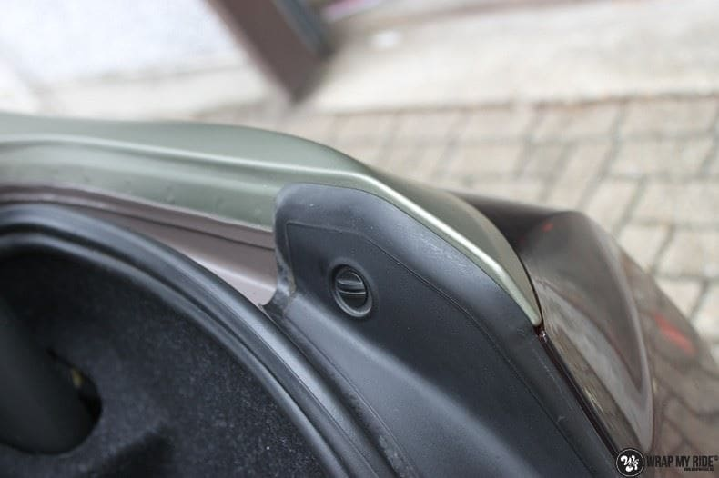 BMW F30 Matte Midnight Sand, Carwrapping door Wrapmyride.nu Foto-nr:9021, ©2021