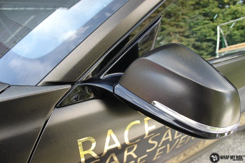 BMW M2 Satin Gold Dust, Carwrapping door Wrapmyride.nu Foto-nr:11563, ©2021