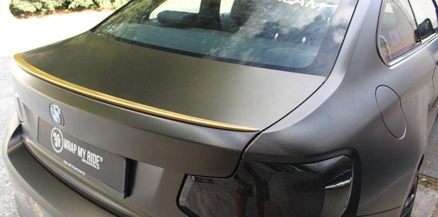 BMW M2 Satin Gold Dust