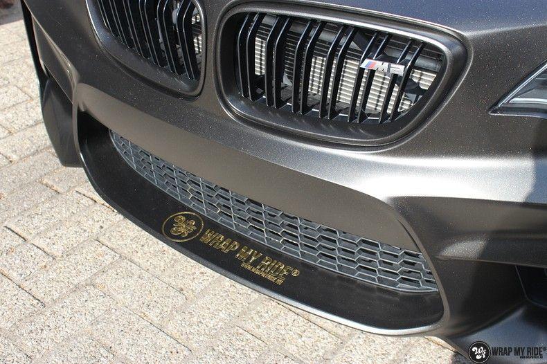 BMW M2 Satin Gold Dust, Carwrapping door Wrapmyride.nu Foto-nr:11554, ©2021
