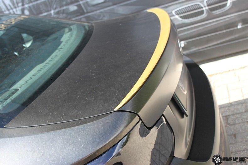 BMW M2 Satin Gold Dust, Carwrapping door Wrapmyride.nu Foto-nr:11549, ©2021