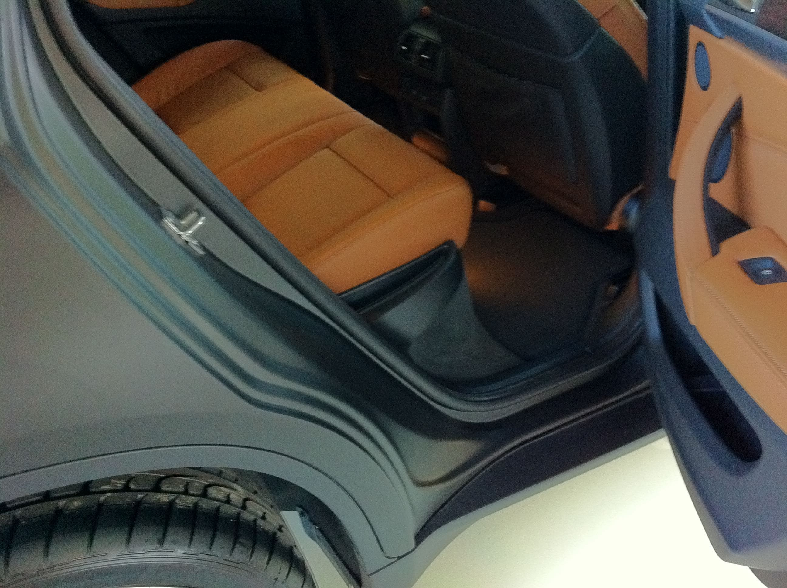 BMW X6 met Mat Zwarte Wrap, Carwrapping door Wrapmyride.nu Foto-nr:5492, ©2020