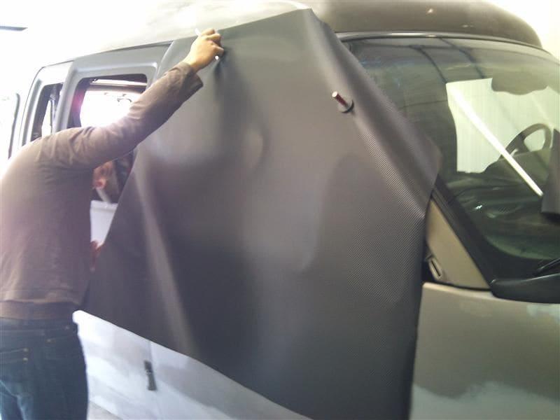 Chevrolet Explorer met Two Tone Wrap, Carwrapping door Wrapmyride.nu Foto-nr:5548, ©2021
