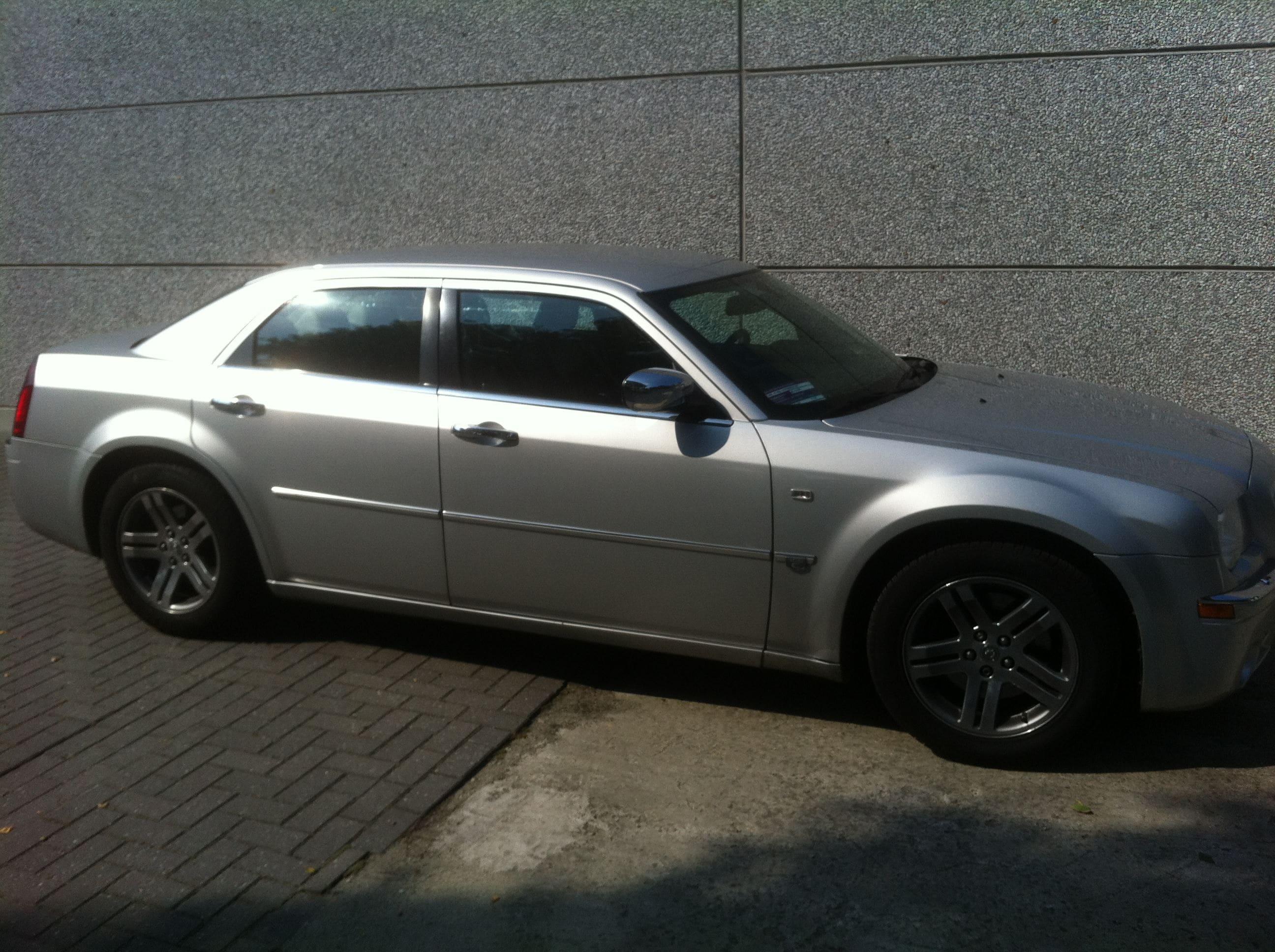 Chrysler 300c voor Club Sweet, Carwrapping door Wrapmyride.nu Foto-nr:5571, ©2020