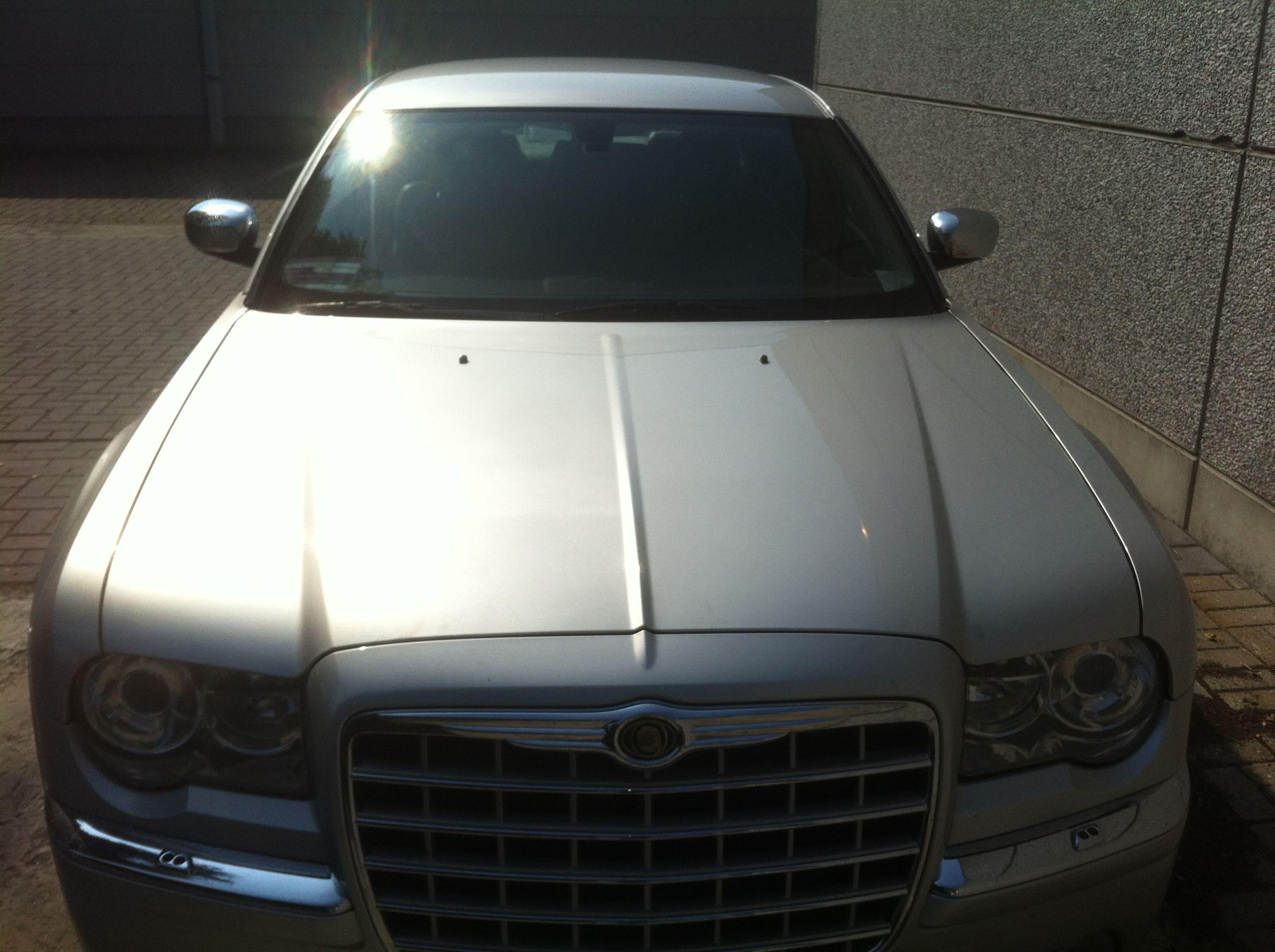 Chrysler 300c voor Club Sweet, Carwrapping door Wrapmyride.nu Foto-nr:5573, ©2020