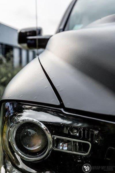 Dodge Ram Harley Davidson edition, Carwrapping door Wrapmyride.nu Foto-nr:9008, ©2019