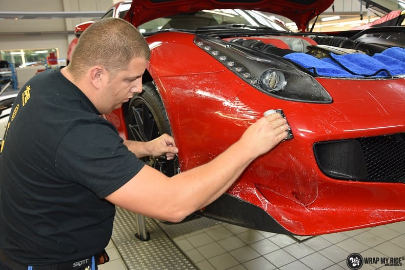 Ferrari F12 TDF Xpel Ultimate, Carwrapping door Wrapmyride.nu Foto-nr:10339, ©2021