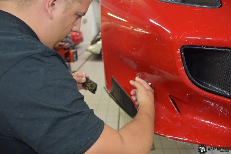 Ferrari F12 TDF Xpel Ultimate, Carwrapping door Wrapmyride.nu Foto-nr:10352, ©2021
