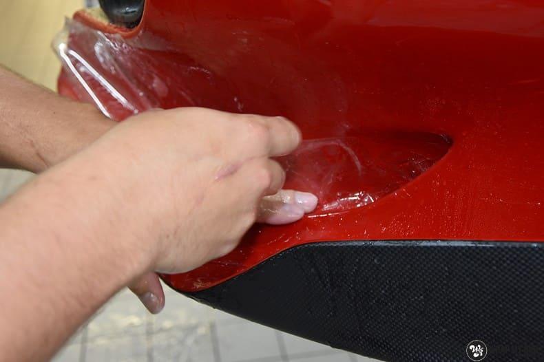 Ferrari F12 TDF Xpel Ultimate, Carwrapping door Wrapmyride.nu Foto-nr:10359, ©2018
