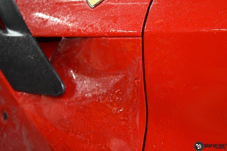 Ferrari F12 TDF Xpel Ultimate, Carwrapping door Wrapmyride.nu Foto-nr:10379, ©2018