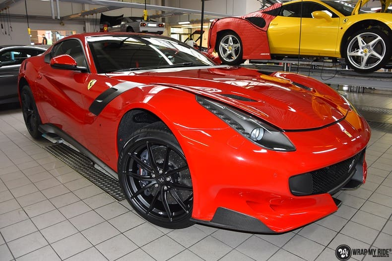Ferrari F12 TDF Xpel Ultimate, Carwrapping door Wrapmyride.nu Foto-nr:10397, ©2021