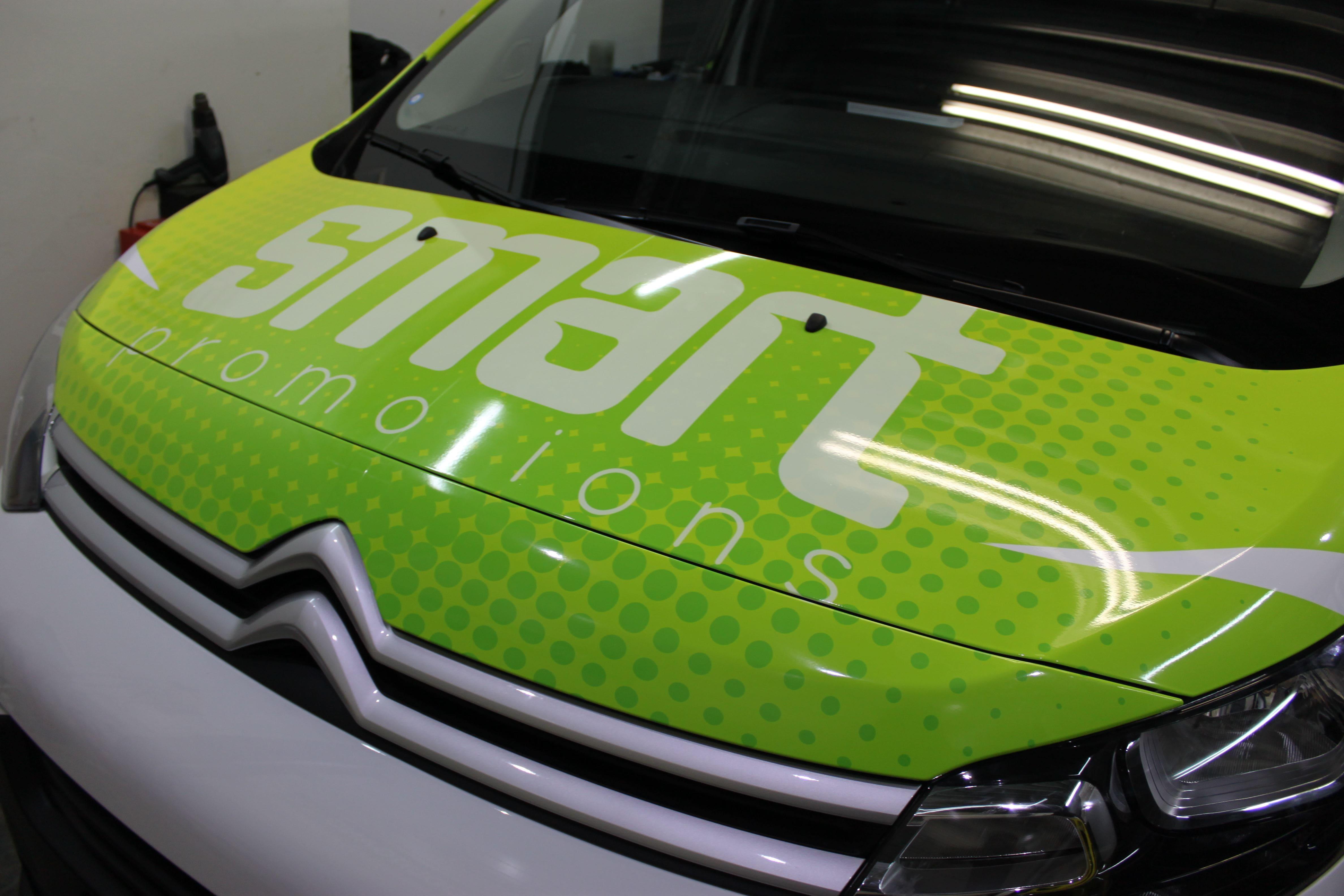 full colour wrap citroen jumpy, Carwrapping door Wrapmyride.nu Foto-nr:9319, ©2021