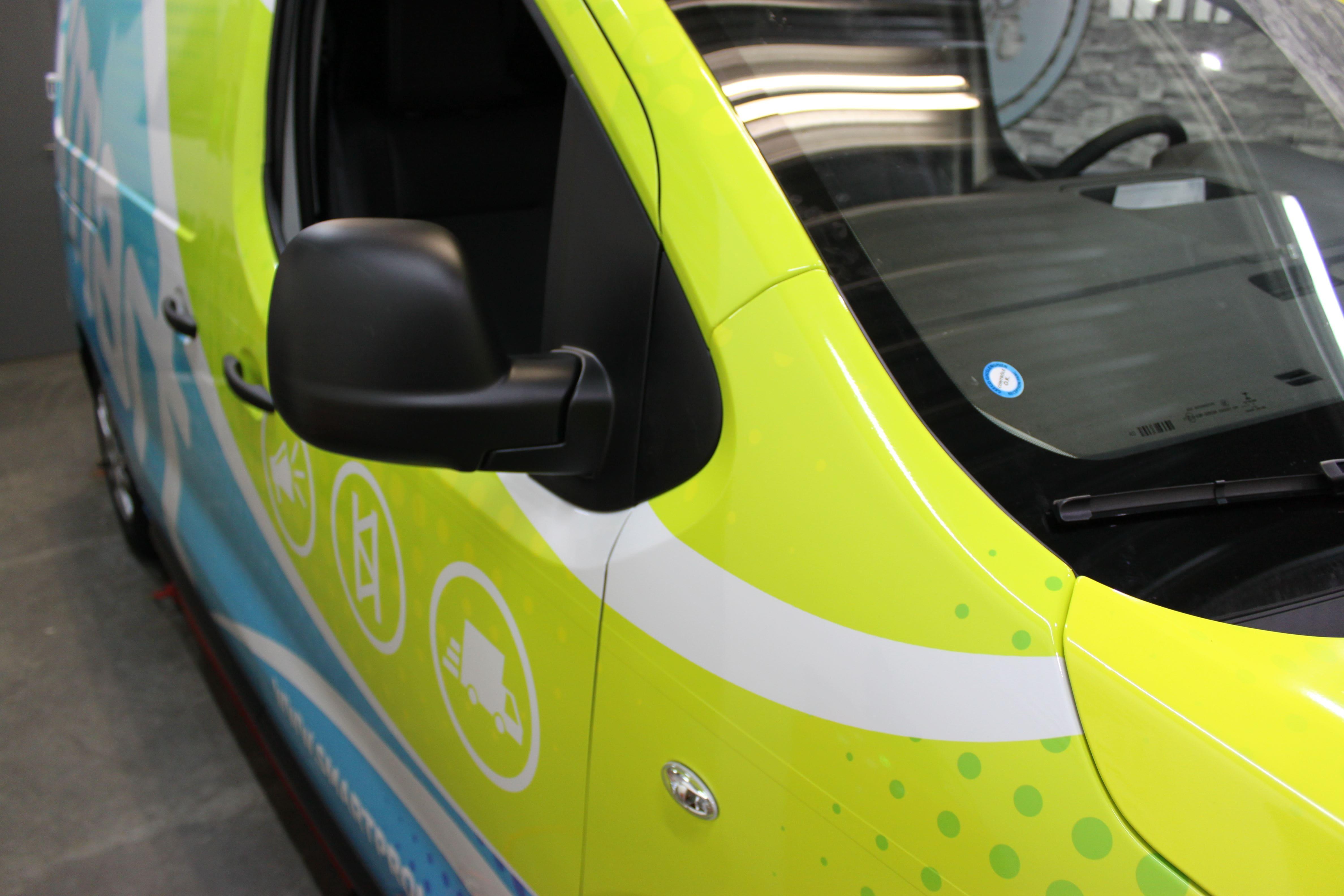 full colour wrap citroen jumpy, Carwrapping door Wrapmyride.nu Foto-nr:9317, ©2021