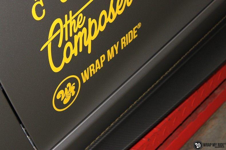 Jaguar F-type eagle run, Carwrapping door Wrapmyride.nu Foto-nr:10921, ©2021