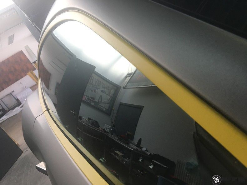 Jaguar F-type eagle run, Carwrapping door Wrapmyride.nu Foto-nr:10990, ©2021