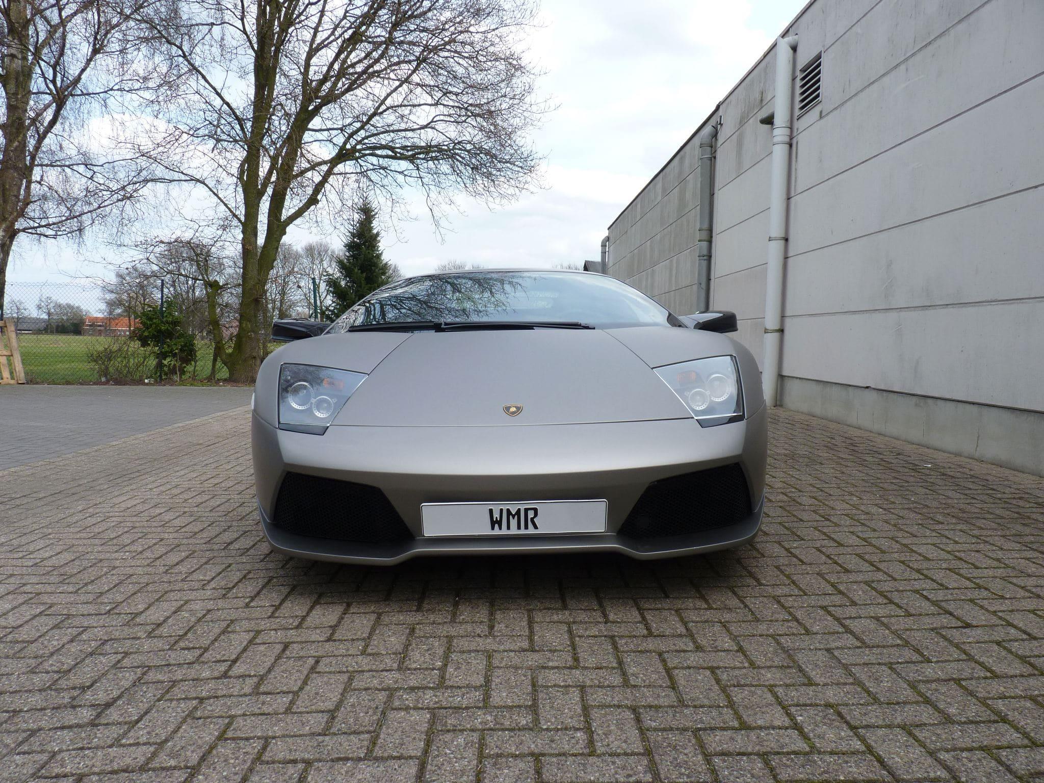 Lamborghini Murcialago LP670 met Gunpowder Wrap, Carwrapping door Wrapmyride.nu Foto-nr:5992, ©2021