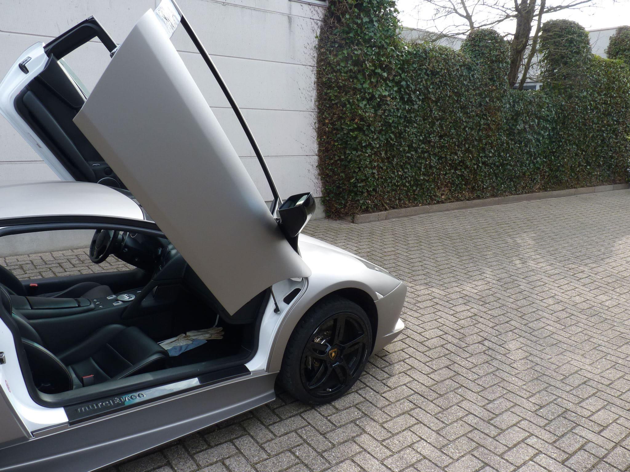 Lamborghini Murcialago LP670 met Gunpowder Wrap, Carwrapping door Wrapmyride.nu Foto-nr:5996, ©2021