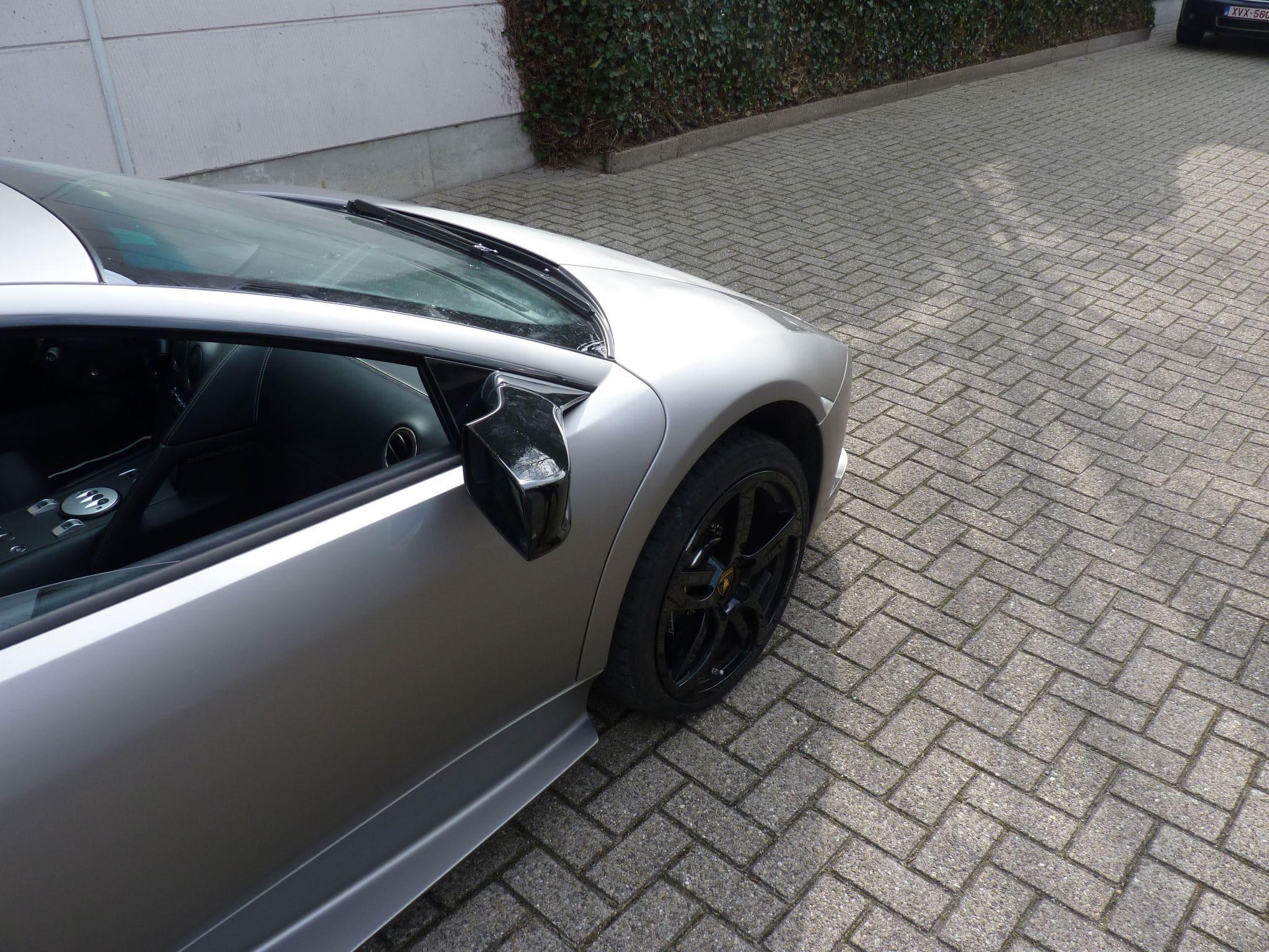 Lamborghini Murcialago LP670 met Gunpowder Wrap, Carwrapping door Wrapmyride.nu Foto-nr:5997, ©2021