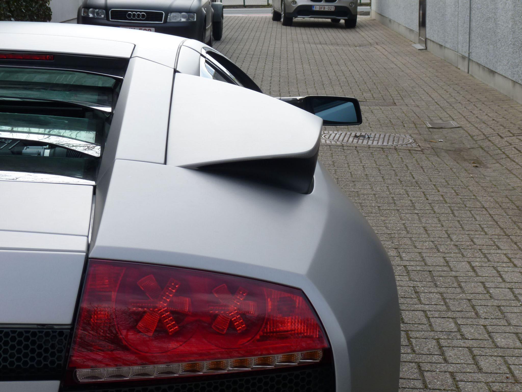Lamborghini Murcialago LP670 met Gunpowder Wrap, Carwrapping door Wrapmyride.nu Foto-nr:6003, ©2021