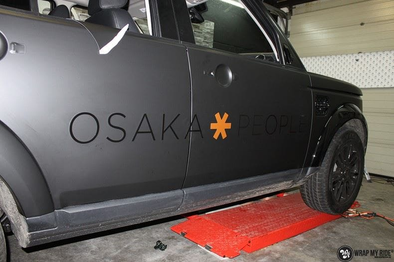 Landrover Discovery Osaka People, Carwrapping door Wrapmyride.nu Foto-nr:8522, ©2020
