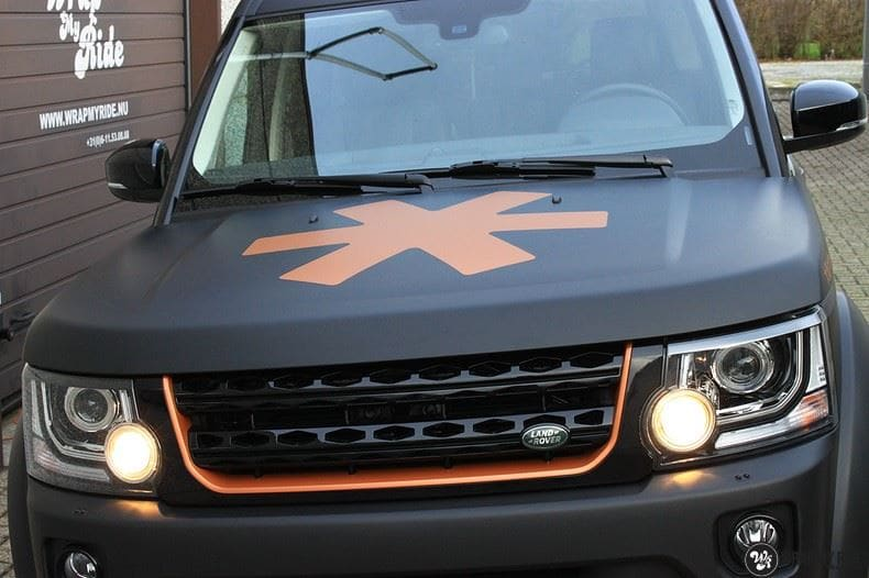Landrover Discovery Osaka People, Carwrapping door Wrapmyride.nu Foto-nr:8504, ©2020