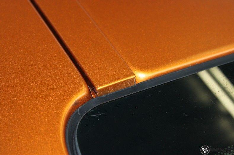 Maserati ghibli satin canyon copper, Carwrapping door Wrapmyride.nu Foto-nr:11588, ©2020