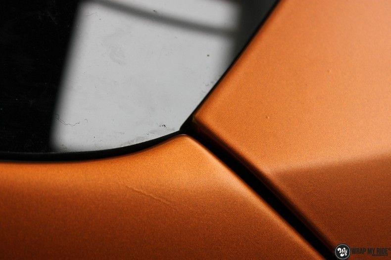 Maserati ghibli satin canyon copper, Carwrapping door Wrapmyride.nu Foto-nr:11589, ©2020