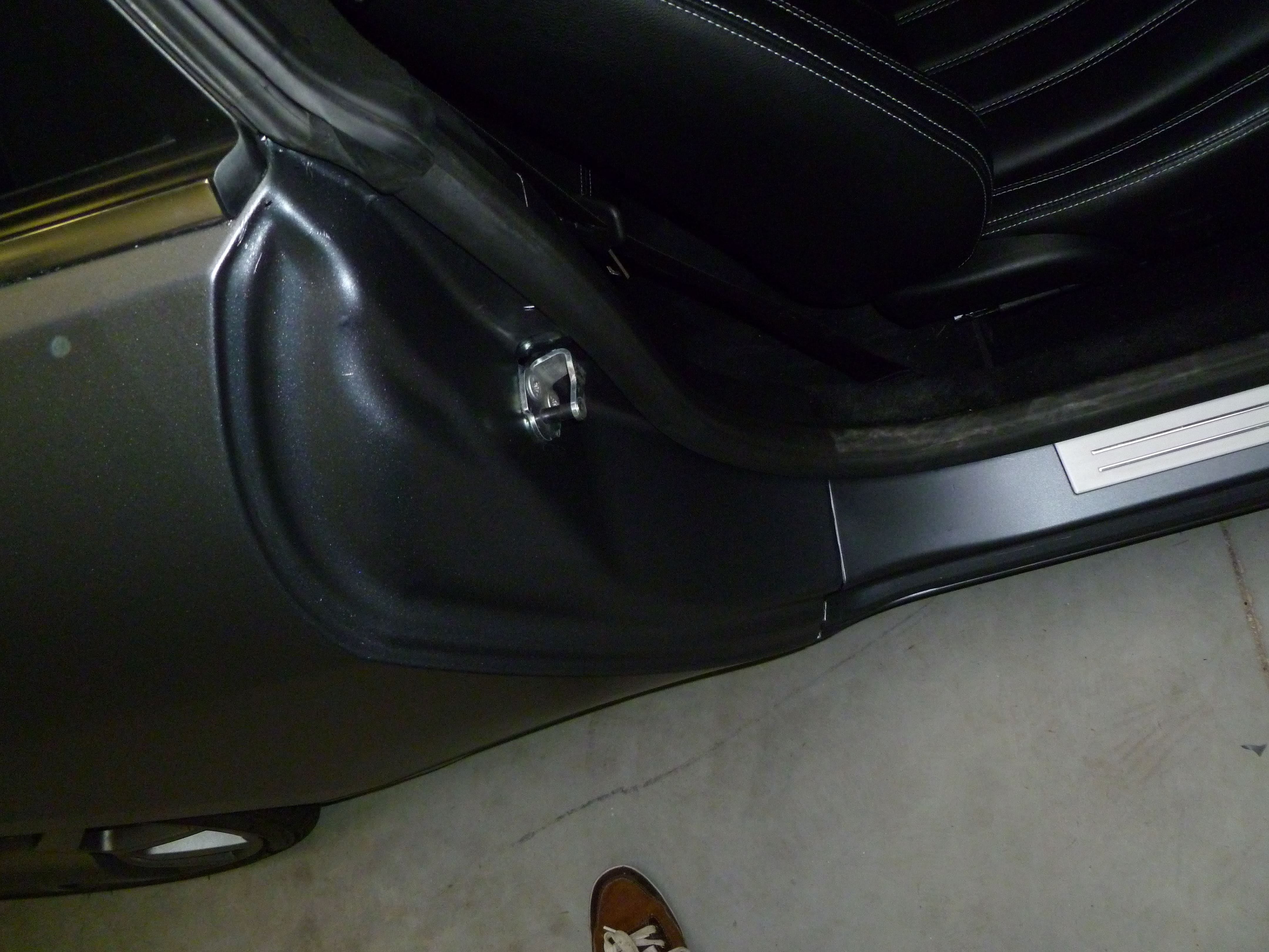 Maserati Gran Turismo met Mat Zwarte Wrap, Carwrapping door Wrapmyride.nu Foto-nr:6064, ©2020