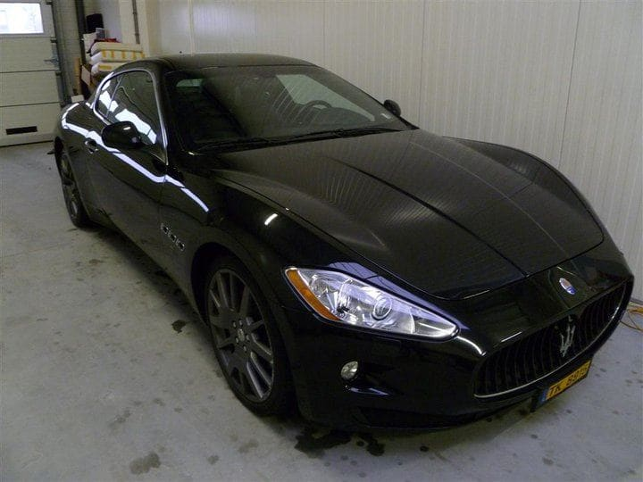Maserati GT2 met Gunpowder Wrap, Carwrapping door Wrapmyride.nu Foto-nr:6069, ©2020